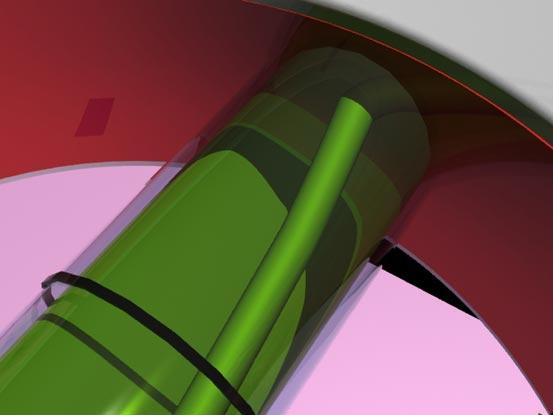 Parfum 3D - Réalisation d'un produit parfum en 3D